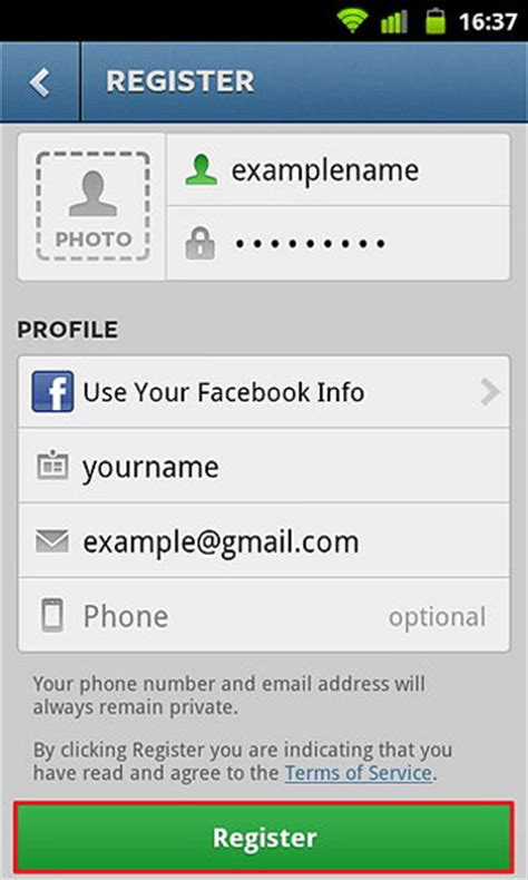 Instagram Tutorial Usernames | si perdoret aplikacioni instagram manual perdorimi per