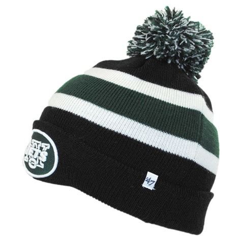 new york knit hats 47 brand new york jets nfl breakaway knit beanie hat nfl