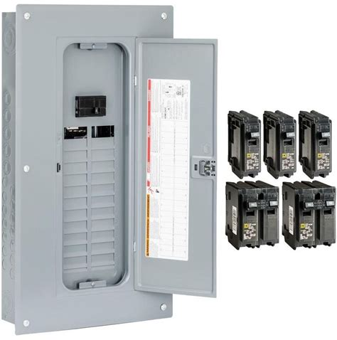 Box Panel 40 X 50 X 30 Indoor Plat 1 2mm indoor breaker panel box 100 24 space 48 circuit load center value pack ebay