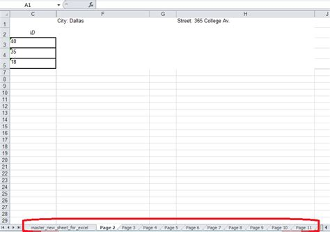 format excel using java how to add multiple sheets in excel using java create