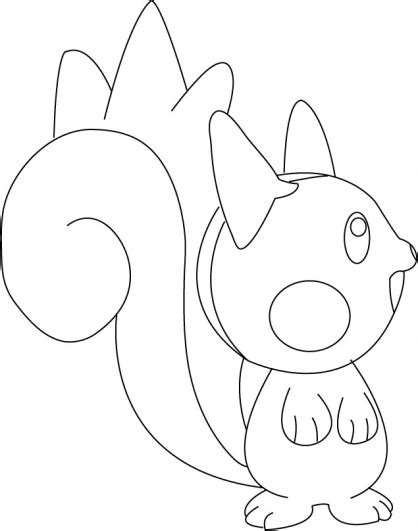 pokemon pachirisu evolution images pokemon images