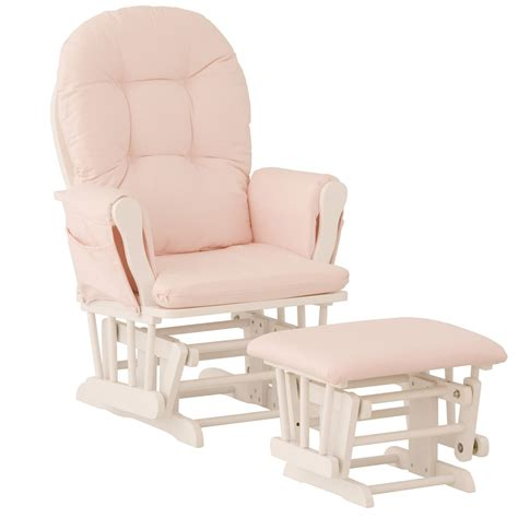 Nursery Rocking Chairs With Ottoman Choosing The Best Rocking Chair For Nursery Tcg
