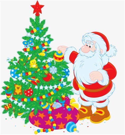 arboles de naviadad con santa clous portada arbol de navidad arbol de navidad cover