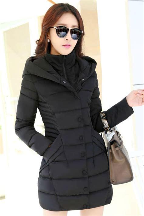 Cats Hodie Jaket Wanita jaket musim dingin korea black padded jacket