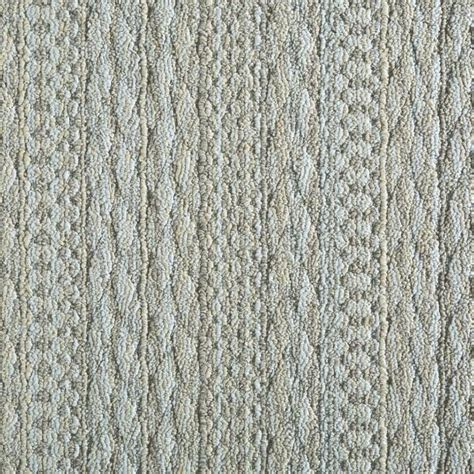 cable knit rug gray rectangle motif rug