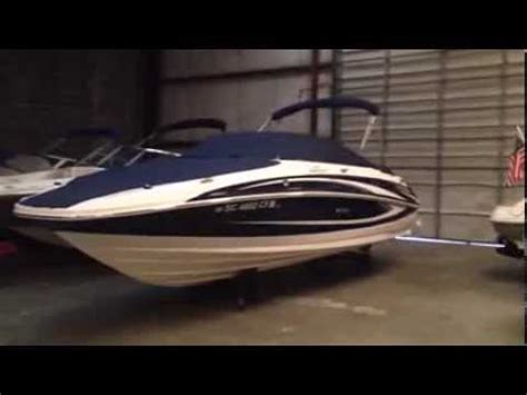 used deck boats for sale in sc 2012 sea ray 220 sundeck used deck boat for sale lake