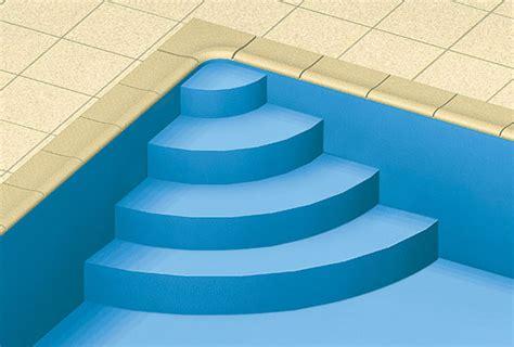 altezza gradini scala interna scala interna per piscina ad angolo curvo h 1 25 m per
