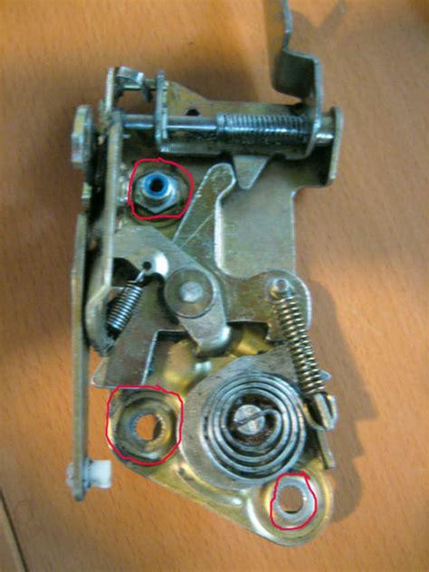 Car Door Latch Mechanism by Need Help Opening Jammed 911 Page 2 Pelican Parts