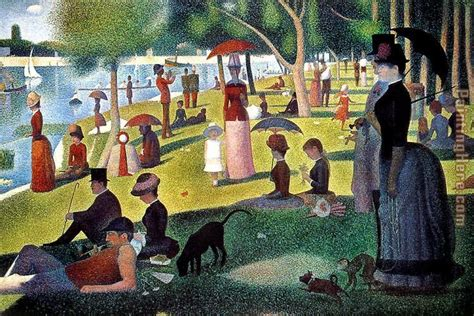 georges seurat most famous paintings readers recommend songs about reversing peter kimpton