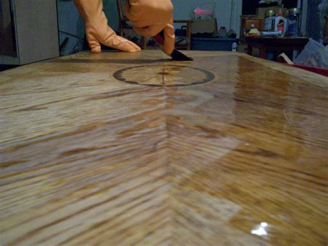 how to strip a table and how to refinish a coffee table top how to refinish a table