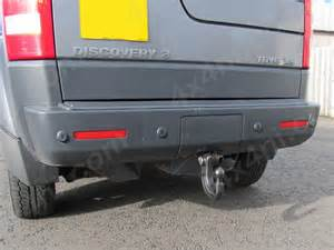 land rover discovery 3 detachable tow bar