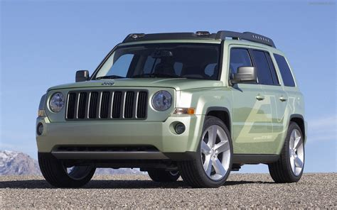 New Jeep Patriot 2009 Jeep Patriot Ev Widescreen Car Picture 01 Of