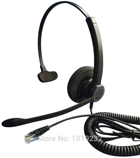 Headset Telepon office phone headset promotion shop for promotional office phone headset on aliexpress