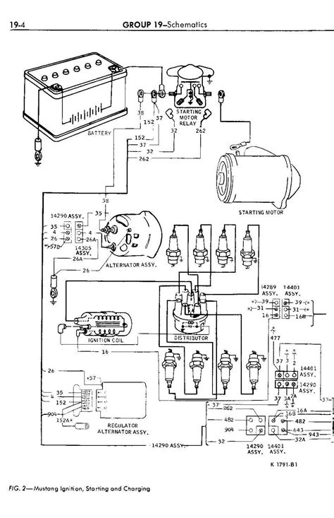 66 mustang neutral safety switch wiring diagram 1965