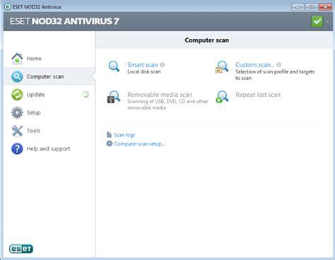 Antivirus Eset Nod32 eset nod32 antivirus 箘ndir