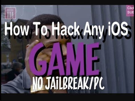 how to mod any ios game jailbreak how to hack any ios game no jailbreak pc new youtube
