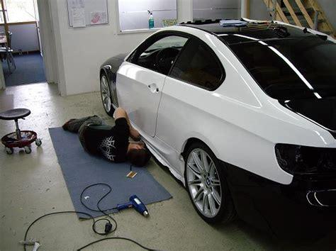 Oracal Folie Plakken by Foiling αλλάξτε χρώμα το αυτοκίνητο σας χωρίς να το