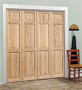 Closets Without Doors Bifold Closet Doors Without Bottom Track Ideas Advices