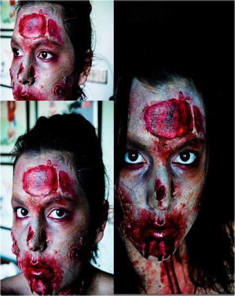 tutorial makeup zombie top 10 zombie make up tutorials top inspired