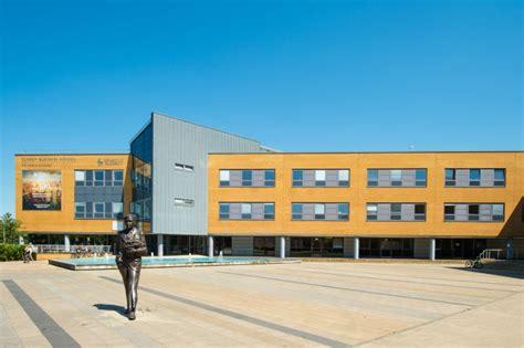 Of Surrey Mba Ranking surrey business school of surrey guildford