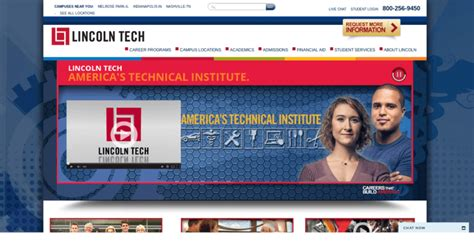 lincoln tech locations lincoln tech leading tech universities 10 best trade