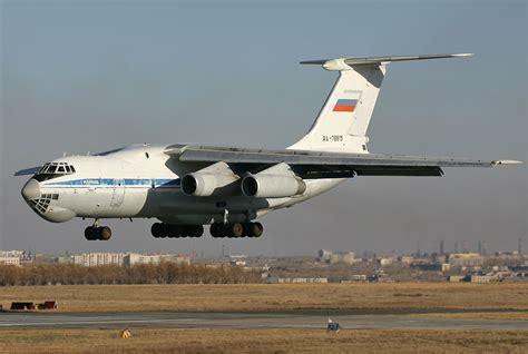 russian air force one file russian air force ilyushin il 76md pichugin jpg
