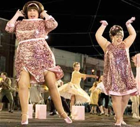 Own Travoltas Pink Sequined Dress From Hairspray by Bayley Costume Jewellery Hairspray