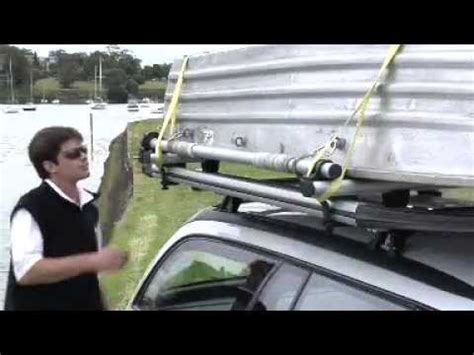 How To Remove Rhino Roof Racks by Rhino Rack Side Boat Loader How To Install