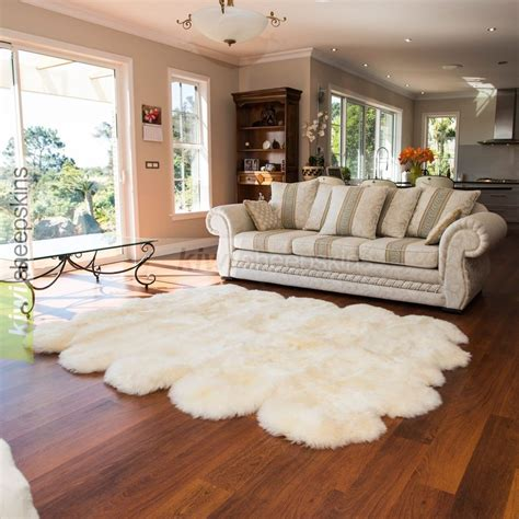 10 pelt sheepskin rug shape 10 pelt rug real sheepskin rugs kiwi