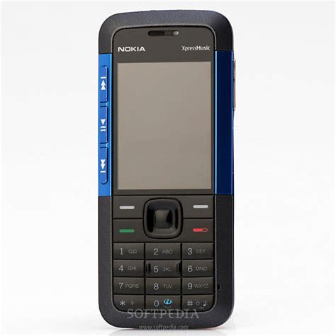 Nokia Expresmusic 5310 nokia 5310 xpressmusic review softpedia