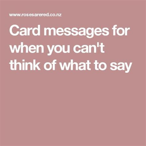 Birthday Card Saying 25 Best Ideas About Birthday Card Messages On Pinterest