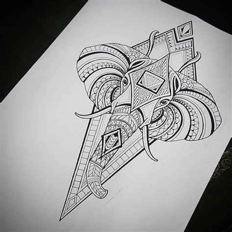 tattoo elephant and castle 43 best dark mandala cover up images on pinterest design