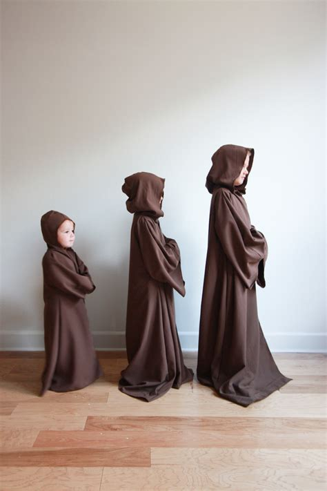 diy jedi robe diy jedi robe for one minute