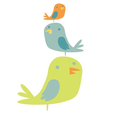 wall stickers birds trio of friends 41 orchard nursery wall stickers