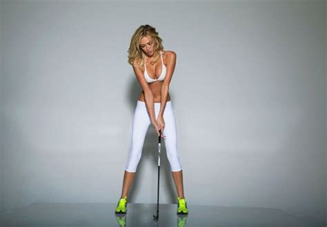 paulina gretzky golf swing paulina gretzky on the cover of golf digest the big lead