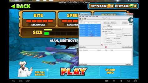 bluestacks hack how to hack hungry shark evolution on bluestacks with