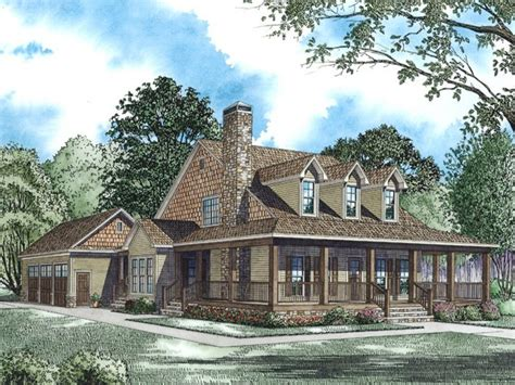 cabin house plans with wrap around porch rustic cabin
