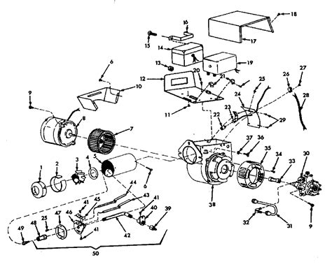 beckett burner parts diagram beckett wiring diagram beckett motor diagram
