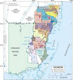 Miami Dade Map by Figure 2