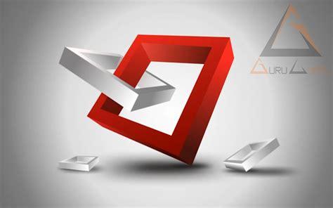tutorial desain logo dengan coreldraw tutorial 20 menit membuat logo 3d dengan corel draw
