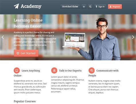 theme creator wordpress plugin 5 wordpress themes plugins for online courses