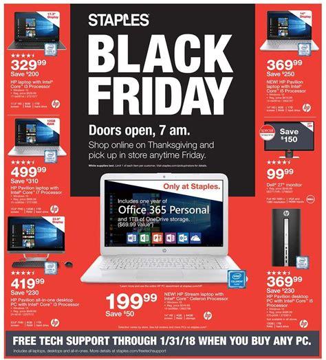 black friday sale 2017 staples black friday ad 2017