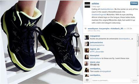 adidas instagram print instagram pics onto your adidas with new app