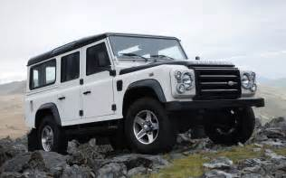 land rover defender editions 3 wallpapers hd