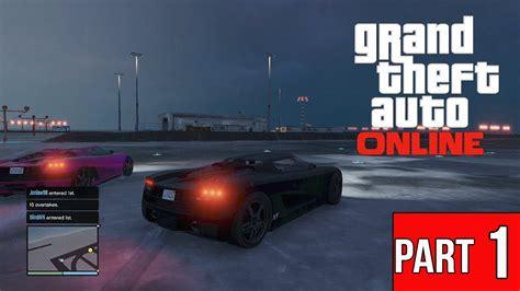 grand theft auto 5 gameplay walkthrough part 1 grand theft auto 5 online walkthrough part 1 freeroam