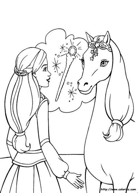 coloriage 224 imprimer animaux poney num 233 ro 3460