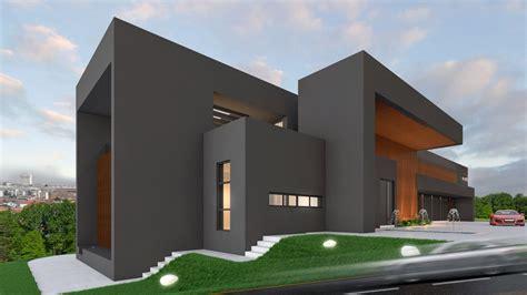 Schwarze Villa by Black Villa Arhitektura Budjevac