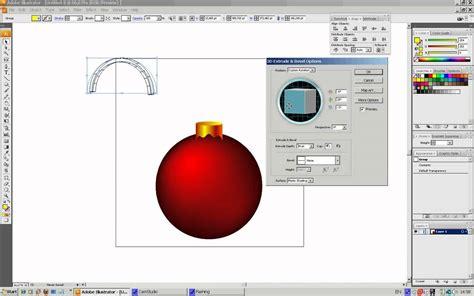 tutorial adobe illustrator youtube adobe illustrator tutorial vector christmas ball youtube