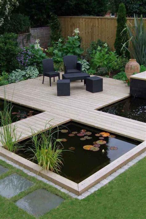 koi pond designs landscaping gazette