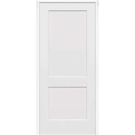 2 panel 30 x 80 prehung doors interior closet